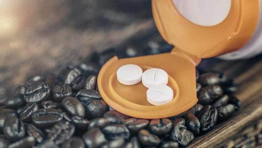 Välj rätt koffeinpiller