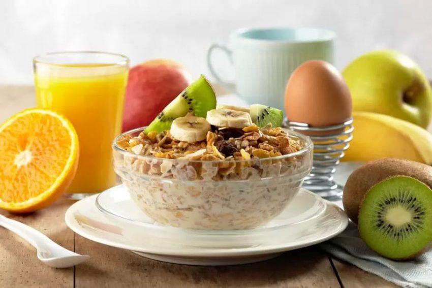 Det bästa att äta till frukost