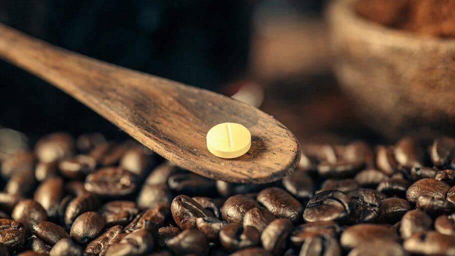 Fördelar med koffeinpiller