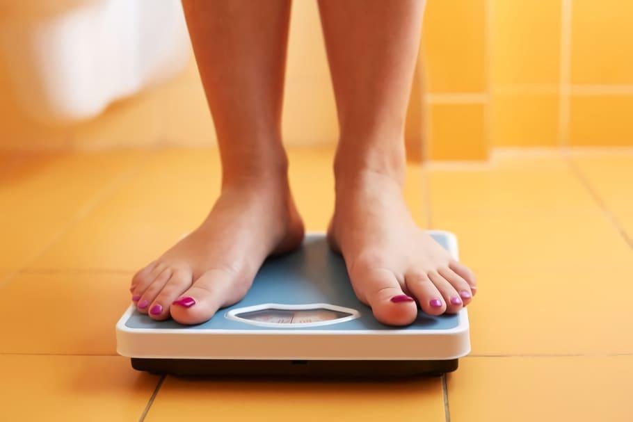 Gå upp i vikt
