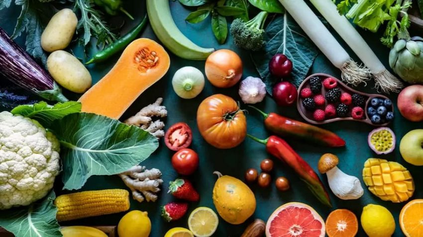 Hälsofördelar av frukt