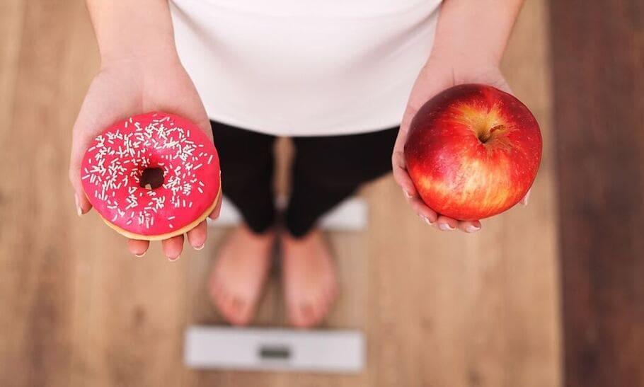 När man går ner i vikt snabbt förlorar man inte bara fett utan även muskler