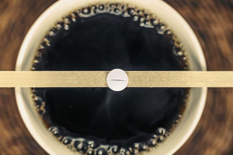 Koffein i sig är något många personer får i sig varje dag