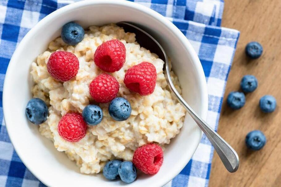 Med fett istället för kolhydrater till frukost