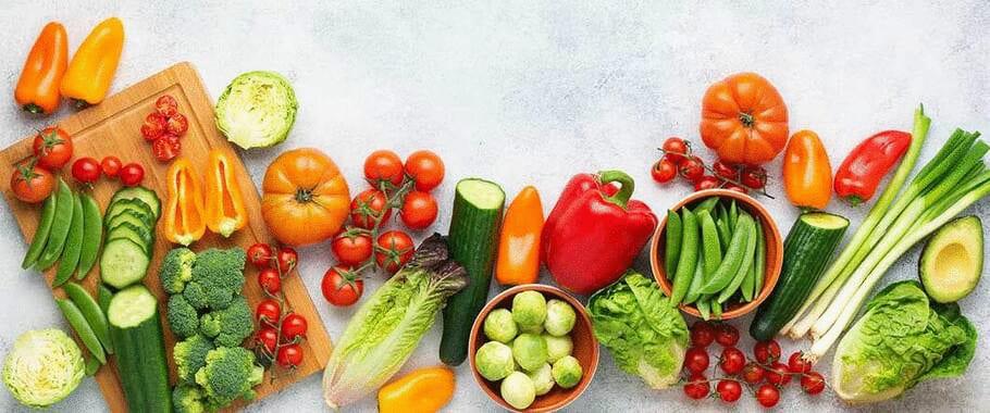 ycket bra grönsaker