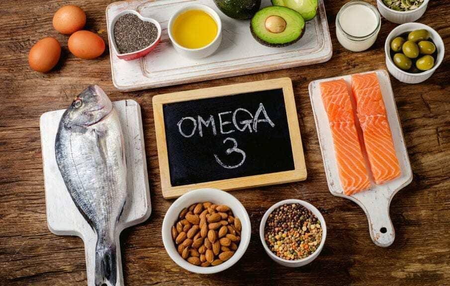 Omega-3 och omega-6
