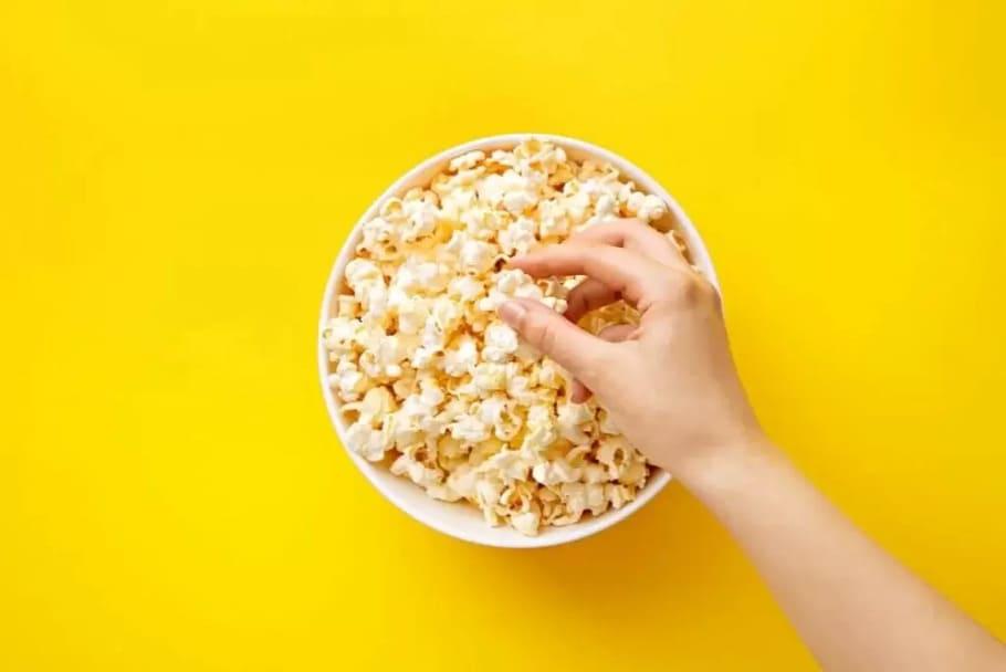 Popcorndieten som på namnet säkert lockar många