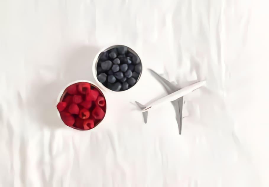 Schema för Flygvärdinnedieten