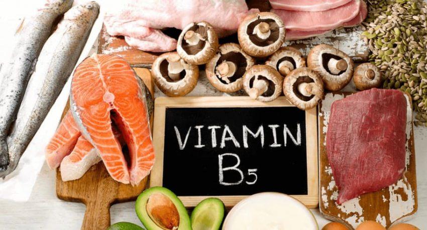 Vad är B5 vitamin?