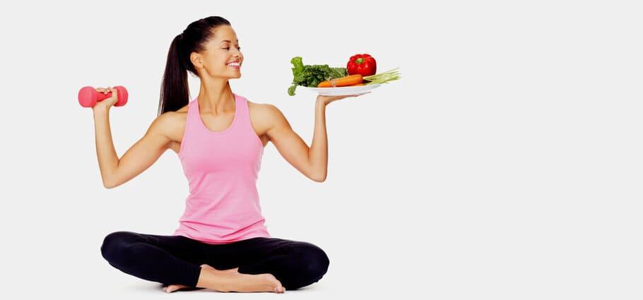 Du gör detta genom att fortsätta motionera