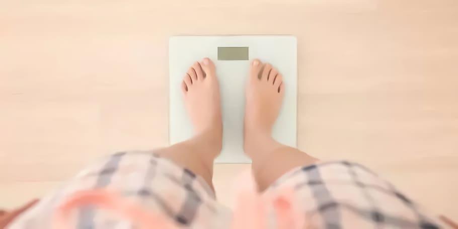 Vill du kontrollera din vikt, kommer du också snart att kunna ingripa och förhindra att vikten ökar