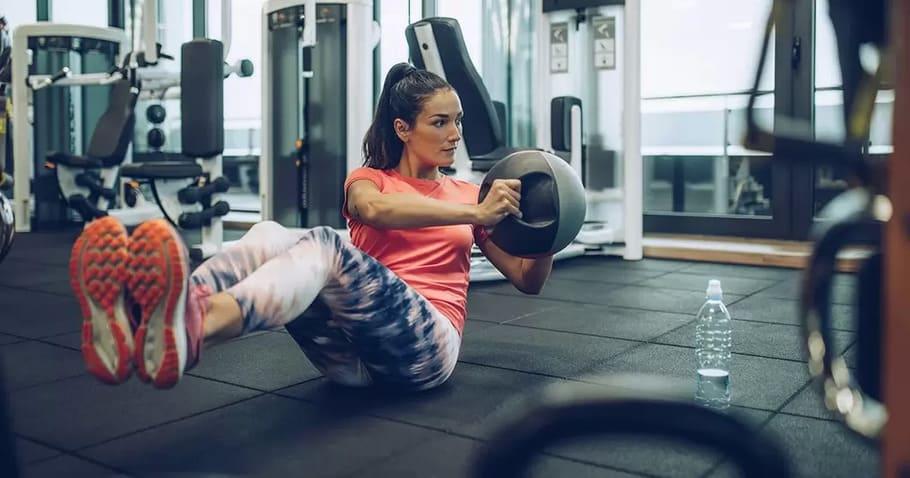 Du måste fortsätta motionera och träna